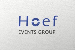 Logo Hoef event group